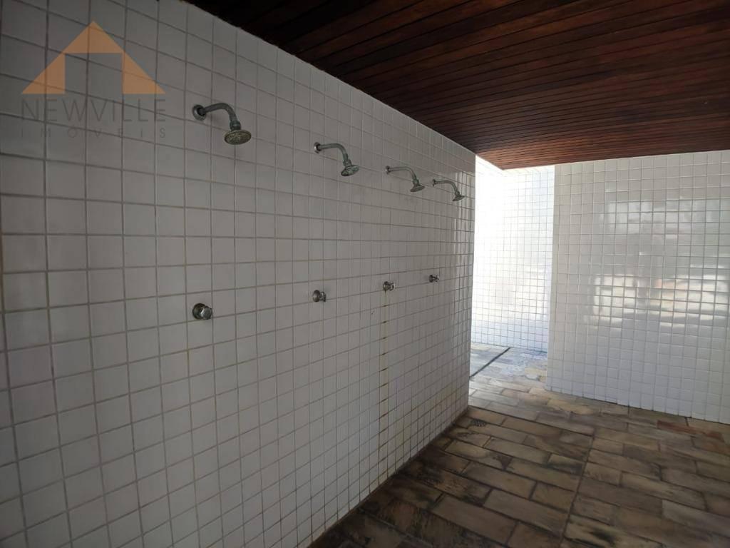 apartamento com 4 quartos para alugar, 200 m² por r$ 4.050/mês - boa viagem - recife/pe - ap2212