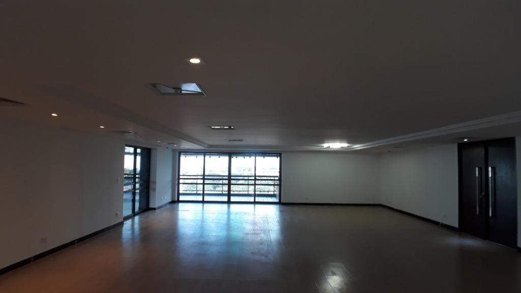 apartamento com 4 quartos para alugar, 490 m² por r$ 16.160/mês - casa forte - recife/pe - ap1732