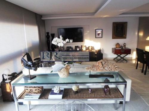 apartamento com 4 quartos para comprar no belvedere em belo horizonte/mg - 622