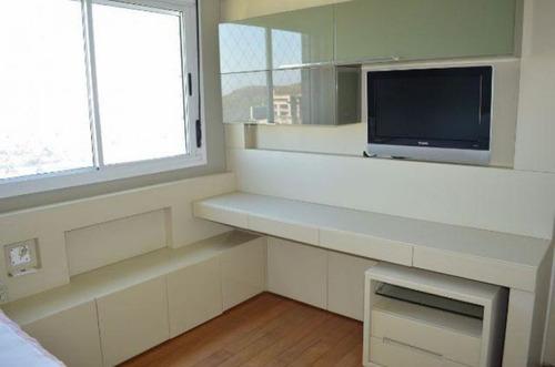 apartamento com 4 quartos para comprar no belvedere em belo horizonte/mg - 951