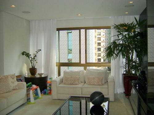 apartamento com 4 quartos para comprar no belvedere em belo horizonte/mg - 953