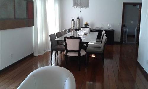 apartamento com 4 quartos para comprar no carmo em belo horizonte/mg - 497