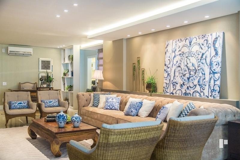 apartamento com 4 quartos para comprar no centro em balneário camboriú/sc - 1614