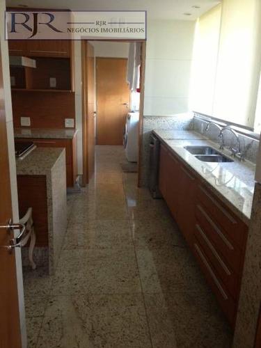 apartamento com 4 quartos para comprar no condomínio vale dos cristais em nova lima/mg - 296