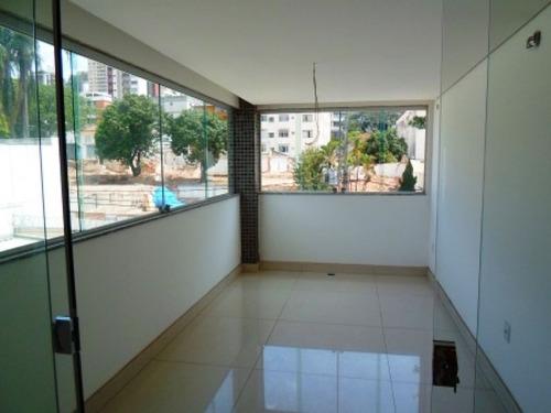 apartamento com 4 quartos para comprar no gutierrez em belo horizonte/mg - 799