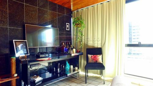 apartamento com 4 quartos para comprar no jatiúca em maceió/al - 1163
