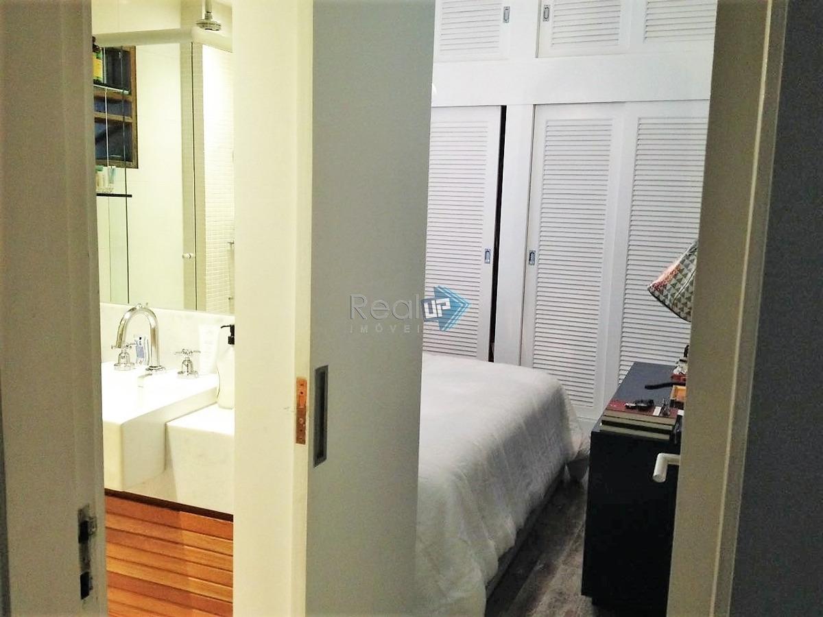 apartamento com 4 quartos para comprar no lagoa em rio de janeiro/rj - 13923