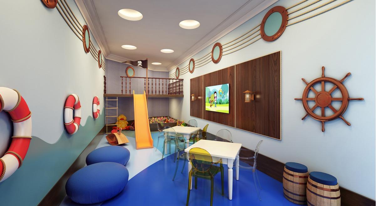 apartamento com 4 quartos para comprar no meia praia em itapema/sc - 1664