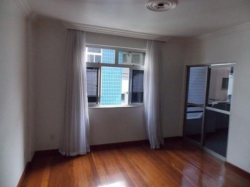 apartamento com 4 quartos para comprar no nova suíssa em belo horizonte/mg - 2037