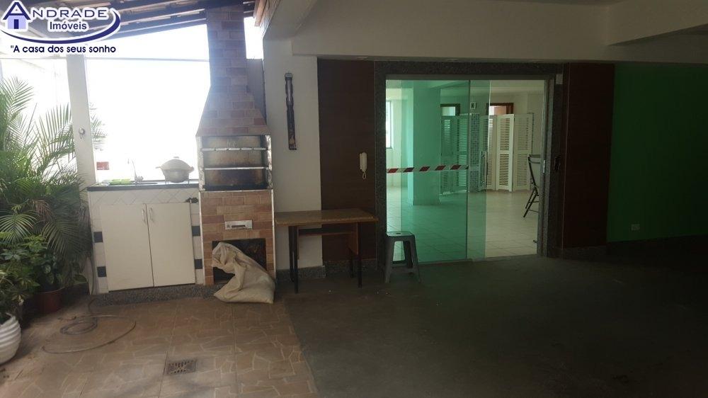 apartamento com 4 quartos para comprar no ouro preto em belo horizonte/mg - and924