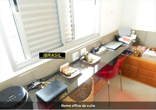 apartamento com 4 quartos para comprar no santo antônio em belo horizonte/mg - 1223
