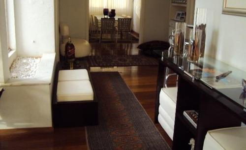 apartamento com 4 quartos para comprar no serra em belo horizonte/mg - 579