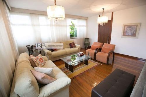 apartamento com 4 quartos para comprar no serra em belo horizonte/mg - 582