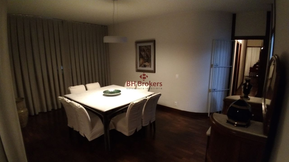apartamento com 4 quartos para comprar no sion em belo horizonte/mg - 14114