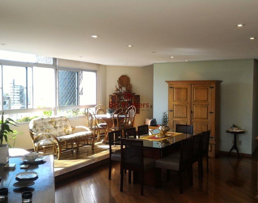apartamento com 4 quartos para comprar no sion em belo horizonte/mg - 15265