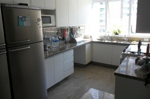apartamento com 4 quartos para comprar no vila da serra em nova lima/mg - 634