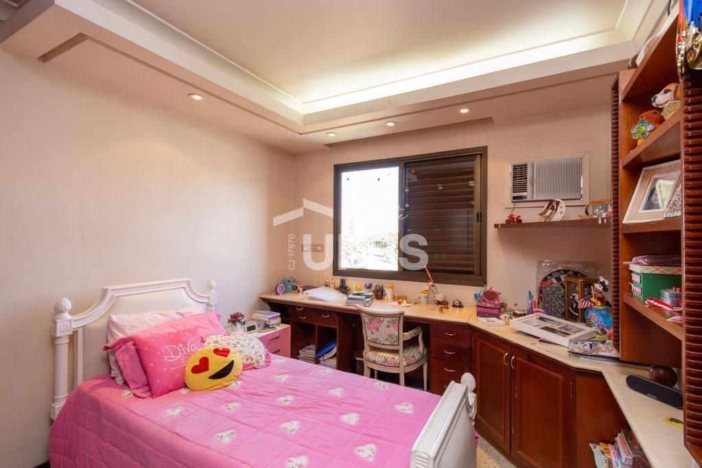 apartamento com 4 quartos à venda, 226 m² por r$ 850.000 - setor marista - goiânia/go - ap2827