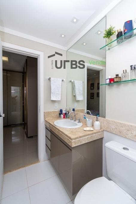 apartamento com 4 quartos à venda, 232 m² por r$ 1.550.000 - setor marista - ap2814