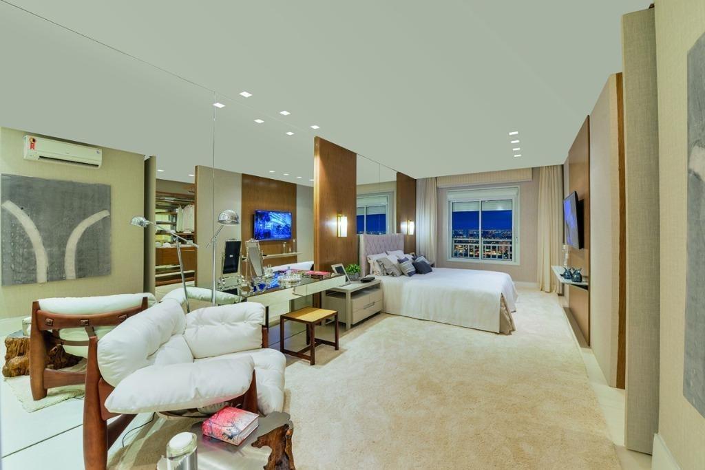 apartamento com 4 quartos à venda, 264 m² por r$ 1.750.000 - setor marista - goiânia/go - ap2993