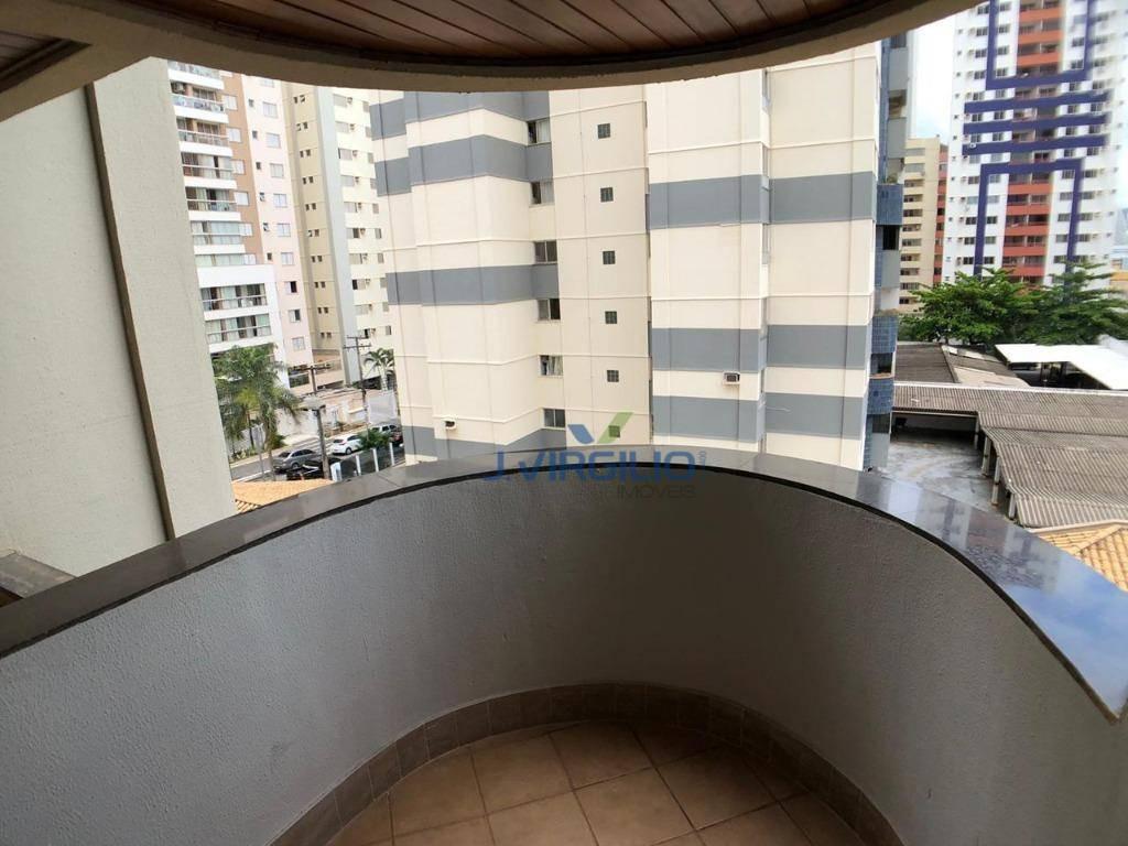 apartamento com 4 quartos à venda, 267 m² por r$ 850.000 - setor bueno - goiânia/go - ap0756