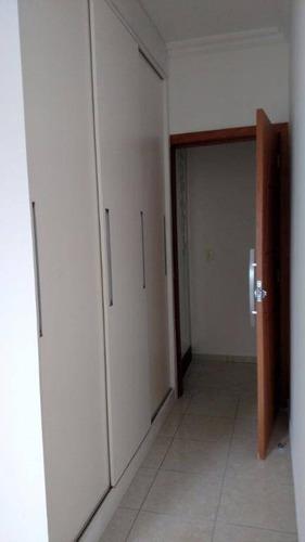 apartamento com 4 suites ( 3 vagas garagem + lazer completo ) à venda, 188 m² por r$ 990.000 - jardim chácara inglesa - são bernardo do campo/sp - ap0153