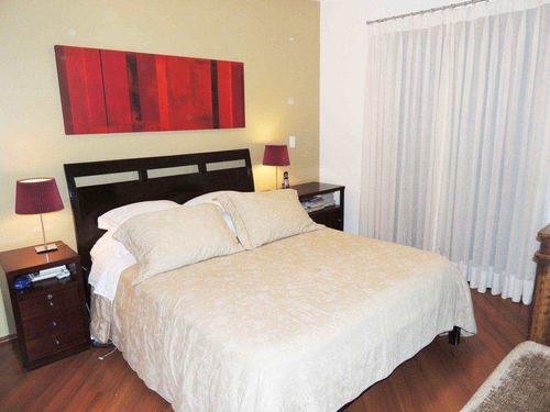 apartamento com 4 suítes e 3 vagas na chácara santo antônio - v90885