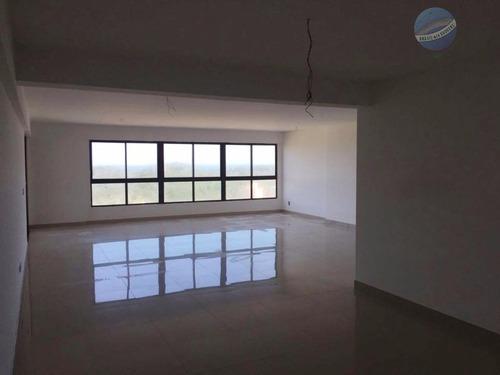 apartamento  com 4 suítes, no tirol, 222m² - edifício abel pereira - ap0101