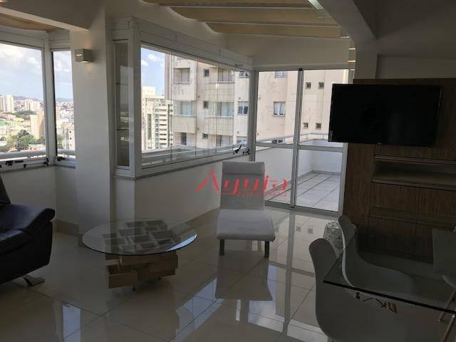 apartamento com 5 dormitórios à venda, 180 m² por r$ 1.780.000,00 - centro - santo andré/sp - ap1440