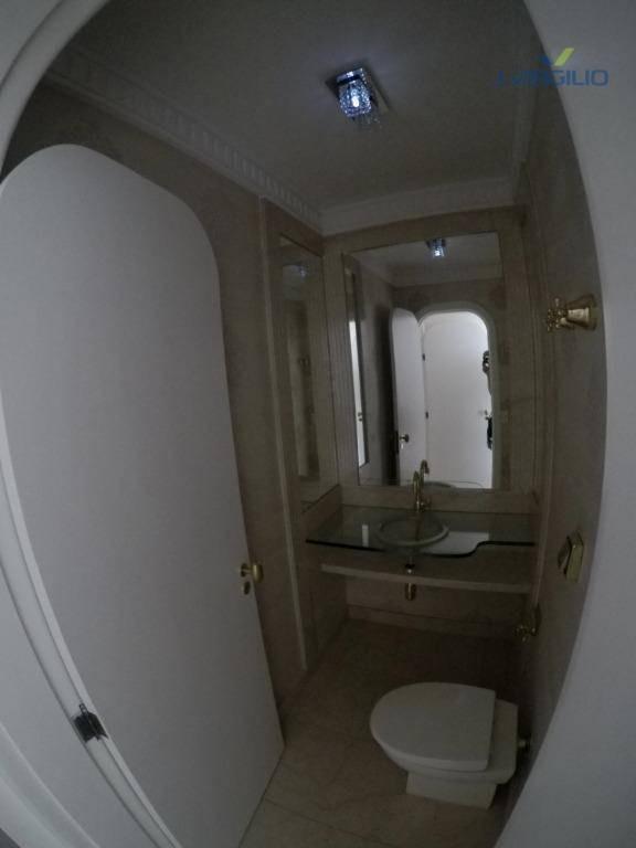 apartamento com 6 quartos à venda, 469 m² por r$ 2.000.000,00 - setor marista - goiânia/go - ap0450