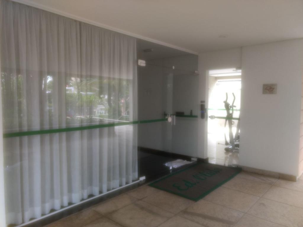 apartamento com 67 m² sendo 1 dormitório com suite, 2 vagas, à venda  por r$ 489.000 - jardim - santo andré/sp - ap2188