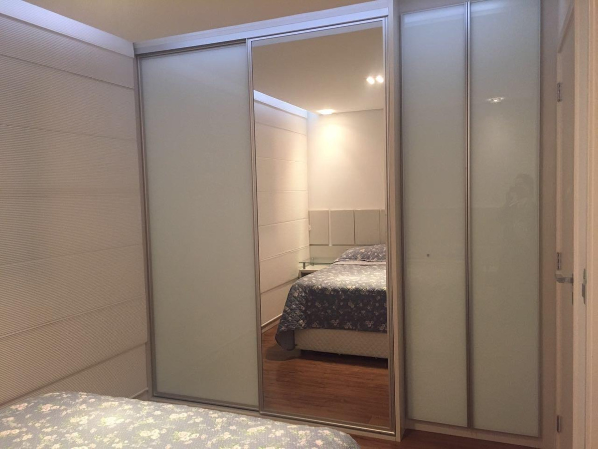 apartamento com 89 m²com 01 suíte, 02 dormitórios, sacada gourmet, 2 vagass  - 49825