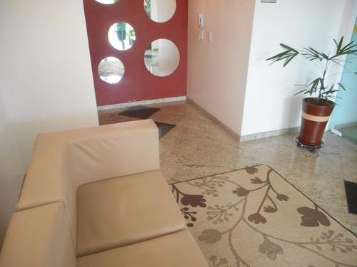 apartamento com 91 m² de área útil, 3 dormitórios (1 suíte), 2 vagas, no edifício patrícia na vila gilda em santo andré. - ap1179