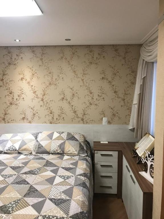 apartamento com 95 m² sendo 3 dormitórios, 1 suite, 2 vagas à venda por r$ 595.000 - vila pires - santo andré/sp - ap2359