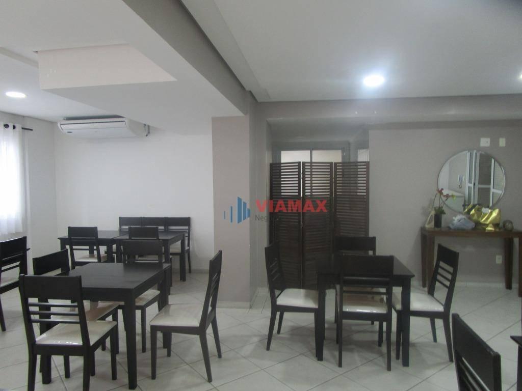 apartamento com 98m², são 3 dormitórios (1 suíte) à venda, por r$ 450.000,00 no jardim aquarius - são josé dos campos/sp - ap2754