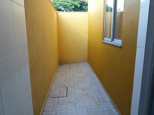 apartamento com área privativa 03 quartos 01 suíte - 1189