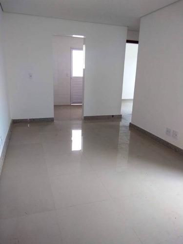 apartamento com área privativa 2 quartos 1 semi suite. torre unica com elevador. - 2297