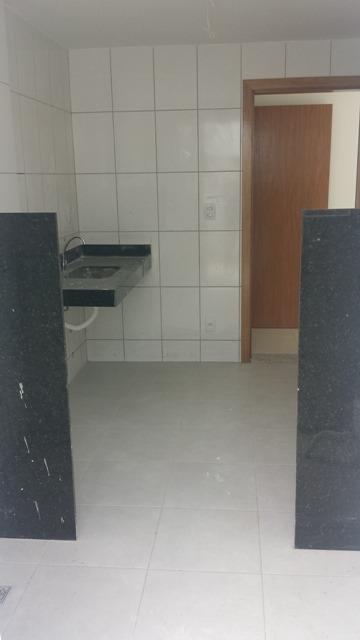 apartamento com área privativa com 2 quartos para comprar no castelo em belo horizonte/mg - gar6569