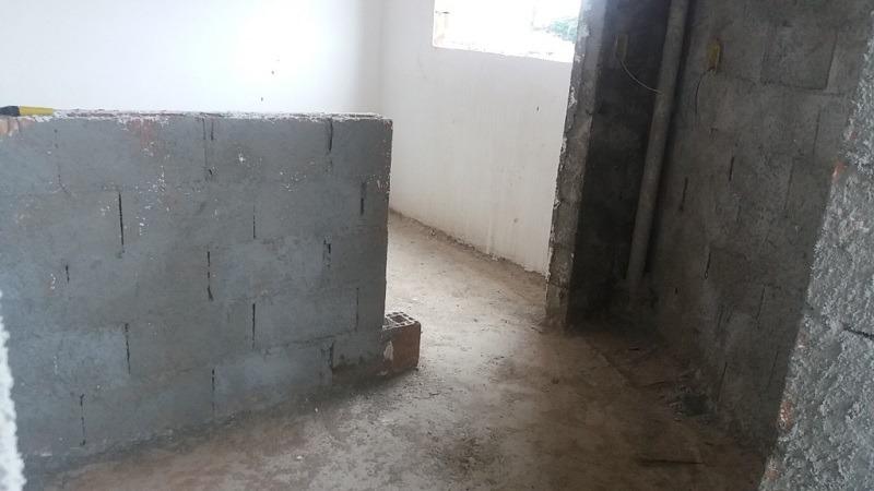 apartamento com área privativa com 2 quartos para comprar no nacional em contagem/mg - 43322