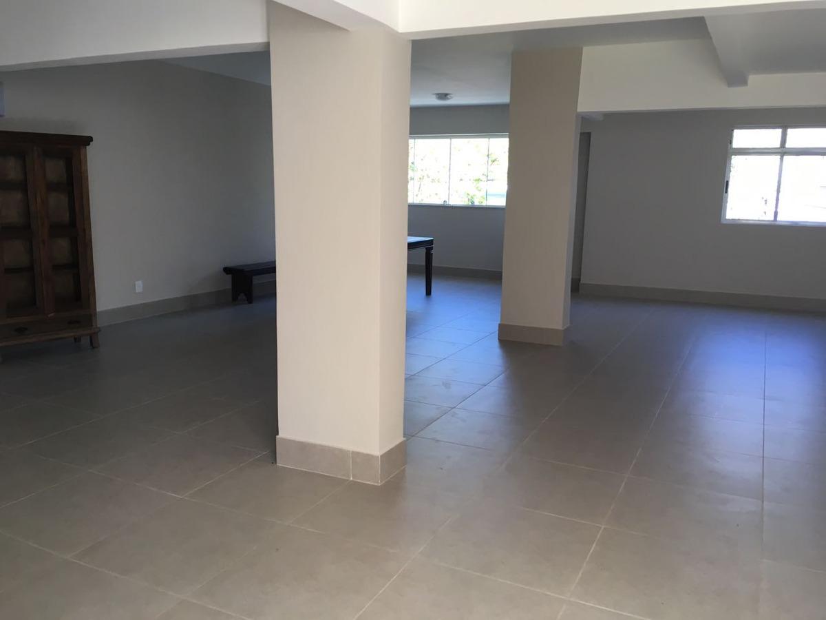 apartamento com área privativa com 3 quartos para comprar no castelo em belo horizonte/mg - 1415