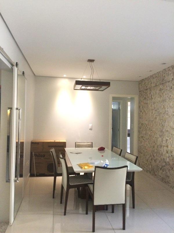 apartamento com área privativa com 3 quartos para comprar no castelo em belo horizonte/mg - 654