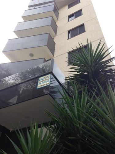 apartamento com área privativa com 3 quartos para comprar no grajaú em belo horizonte/mg - 729