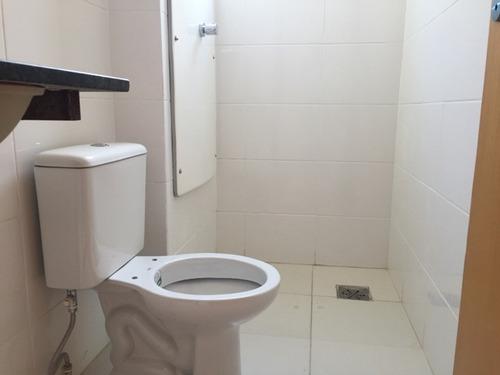 apartamento com área privativa com 3 quartos para comprar no novo boa vista em contagem/mg - 1869