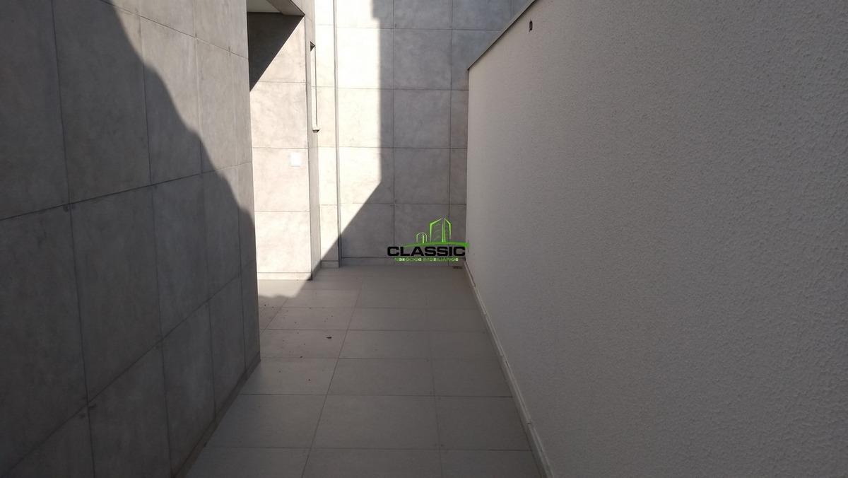 apartamento com área privativa com 3 quartos para comprar no planalto em belo horizonte/mg - 3228