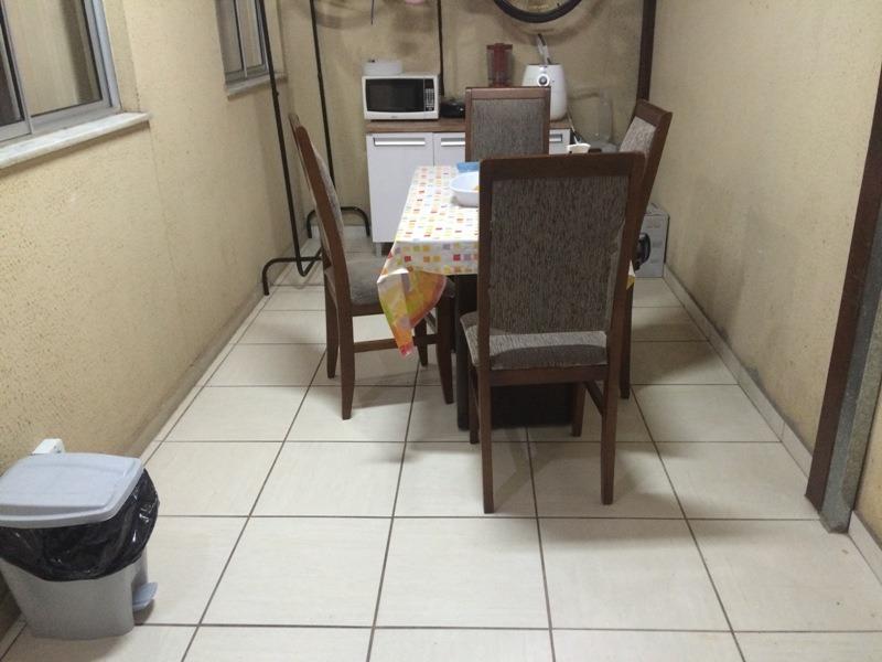 apartamento com área privativa com 3 quartos para comprar no serrano em belo horizonte/mg - 864