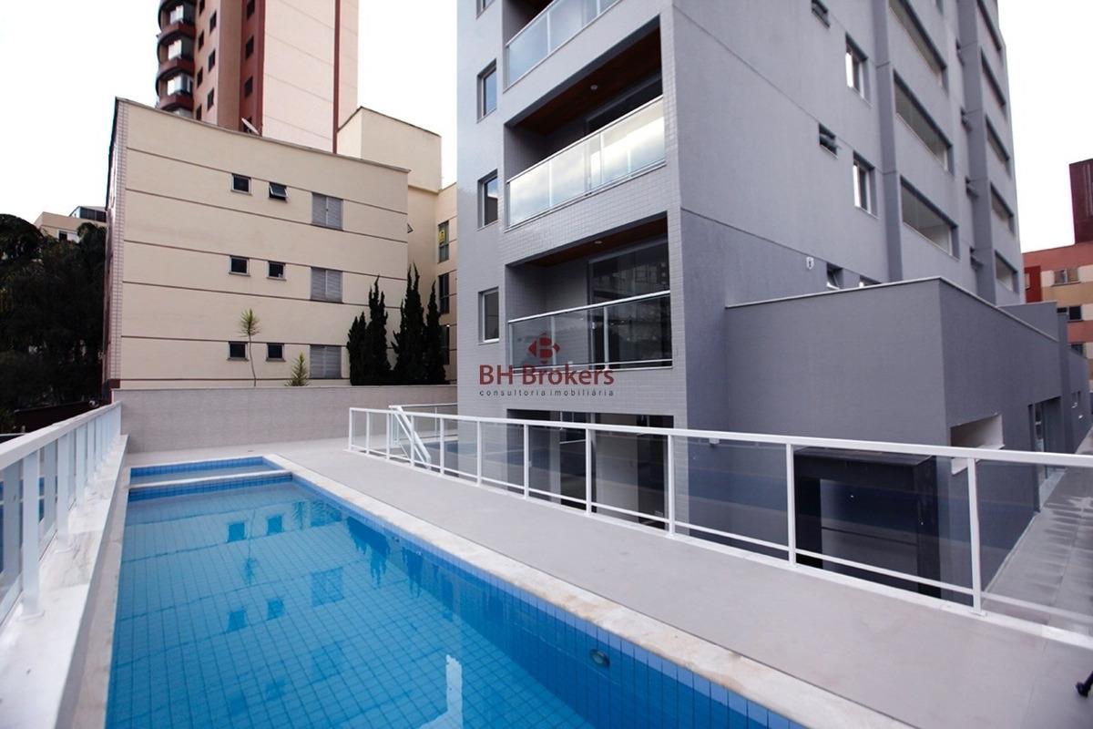 apartamento com área privativa com 4 quartos para comprar no buritis em belo horizonte/mg - 13217