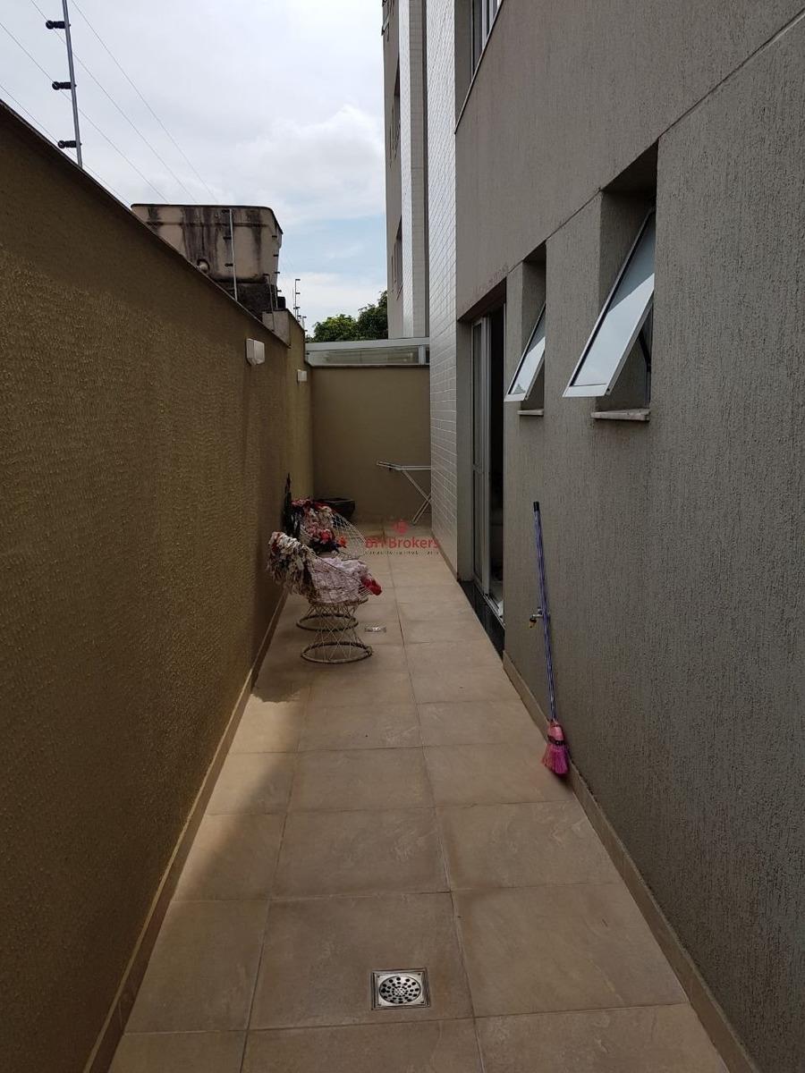 apartamento com area privativa - sagrada familia - ref: 15240 - v-bhb15240