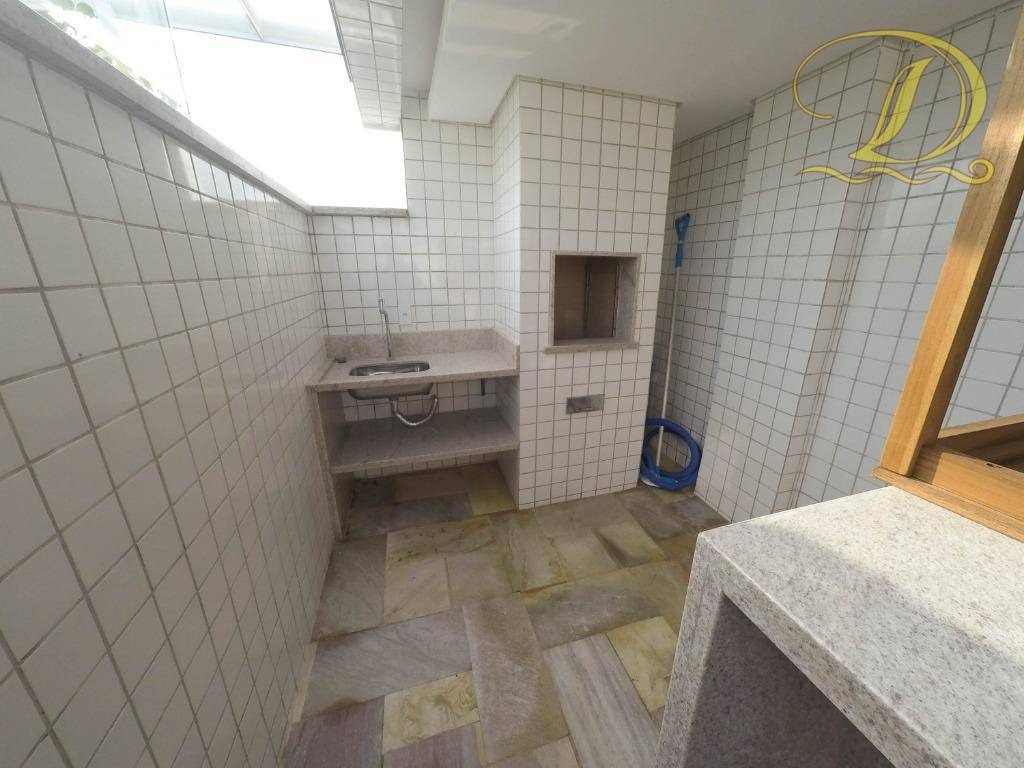 apartamento com churrasqueira na sacada de 2 quartos, novo à venda em praia grande!!! - ap1935
