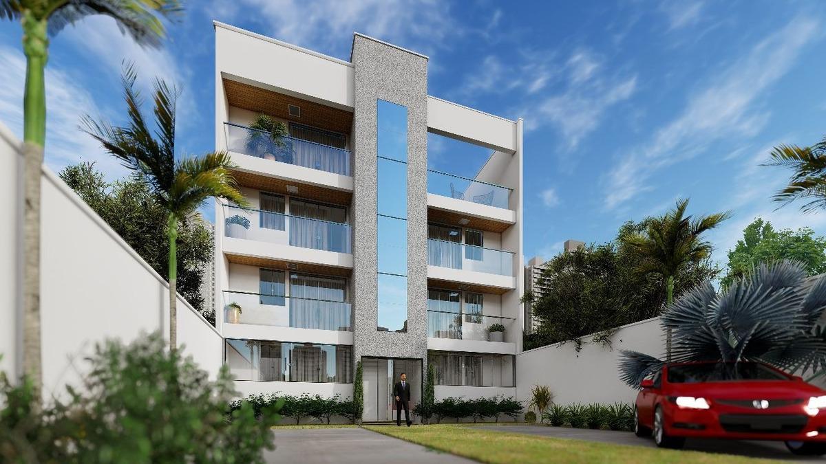 apartamento com cobertura - belvedere - 548