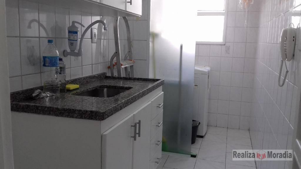 apartamento com dois dormitórios - 3º andar- jardim da glória - cotia - sp - ap0692