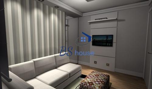 apartamento com elevador e condomínio baixo. - 3261